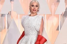 ¿Lady Gaga ya piensa en vestido de novia?