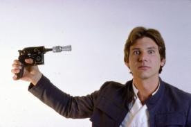 Star Wars: ¡Captan a actor que interpreta a Han Solo en tremenda borrachera! - FOTO