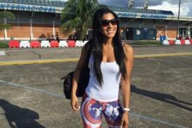 Rocío Miranda luce cuerpazo en Puerto Maldonado - FOTOS