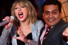 ¿Taylor Swift y Tony Rosado lanzan el hit del verano? - VIDEO