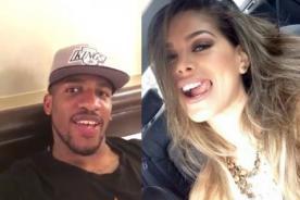 Jefferson Farfán le envió videito a Vanessa Jerí - VIDEO
