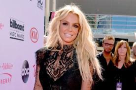 Britney Spears deja poco a la imaginación con pequeño atuendo