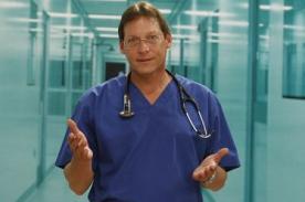 Doctor Tv sorprende a todos con irreconocible look - FOTOS