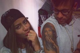 Hermana de Neymar alborota Instagram