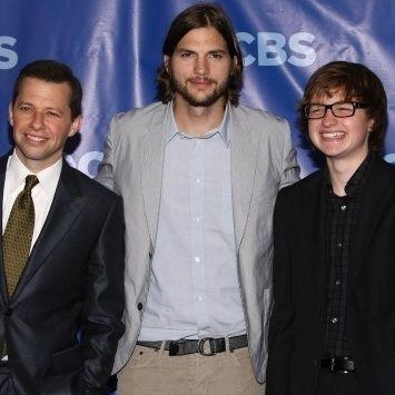 Ashton Kutcher: Ahora es mi trabajo hacer divertido Two and a Half Men