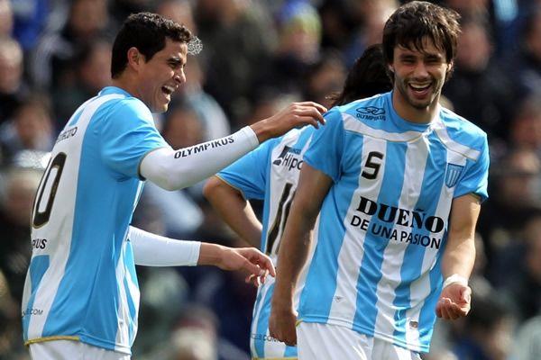 Goles del Racing Club vs Godoy Cruz (3 - 0) - Fútbol Argentino