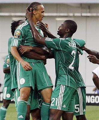 Copa de África: Nigeria ya está en cuartos de final