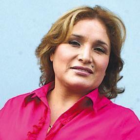 Abencia Meza espera que su miniserie llegue a 50 puntos de ráting