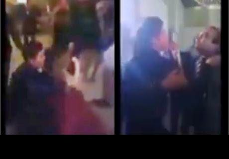 Padre no 'aguantó' ver a su hija bailando reggaetón con un chico y reacciona 'mal'