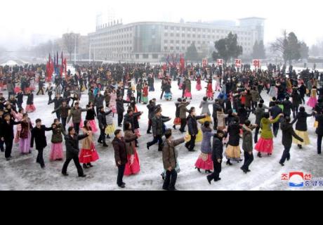 ¿Por qué en Corea del Norte no se celebra la navidad?