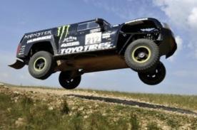 Dakar 2012: Robby Gordon se lleva la novena etapa en autos