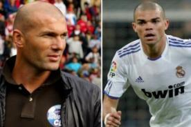 Zinedine Zidane: Pepe es una persona encantadora y educada
