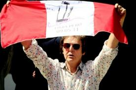 Paul McCartney sobre Sudamérica: El público era lo máximo