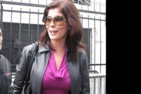 Olga Zumarán defiende a modelo acusada de narcotráfico