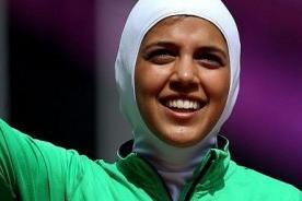 Olimpiadas 2012: Mujer saudí hizo historia al competir en atletismo