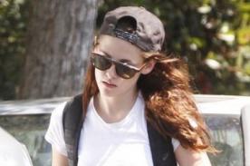 Kristen Stewart se deja ver en público tras escándalo de infidelidad