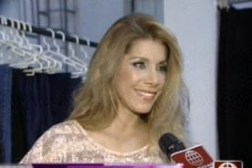 Viviana Rivas Plata: No me preocupa encontrarme con Gisela Valcárcel