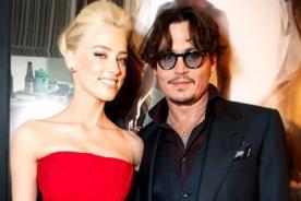Johnny Depp estaría feliz de estar para siempre con Amber Heard