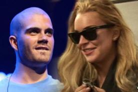 Lindsay Lohan alimenta rumores que la relacionan con Max George