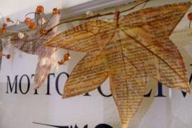 Adornos Navideños: Decora tu casa usando papel periódico