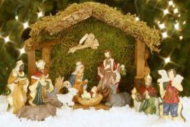 Navidad 2012: Ideas para armar el Nacimiento de Navidad