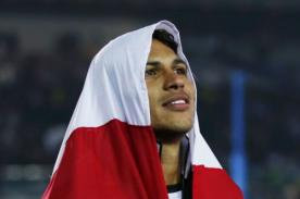 Ollanta Humala felicitó a Guerrero por su título mundial con Corinthians