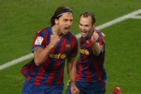 Zlatan Ibrahimovic: 'Hay que mirar bien, Lionel Messi no anota solo'