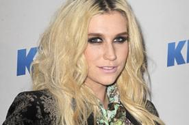 KeSha: Me forzaron a cantar 'Die Young'