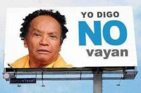 Revocatoria Villarán: Memes con el 'NO' invaden la web