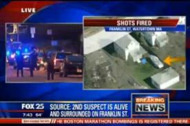Tragedia en Boston: Capturan al segundo sospechoso de las explosiones