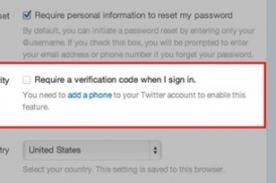 Twitter mejora la seguridad al ingresar a nuestra cuenta
