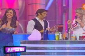 Maju Mantilla, Sofía Franco y Miguel Arce debutaron en Al Aire
