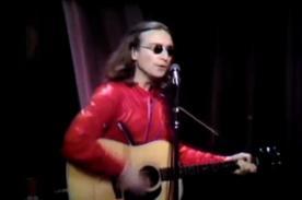 Video: Parodia de John Lennon audicionando para The Voice