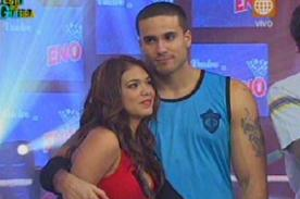 Esto es Guerra: Jazmín Pinedo y Gino Assereto declaran su 'amor' - Video