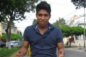 Willyam Mimbela ya entrena con Sporting Cristal - Descentralizado 2013