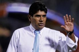 Freddy García: Nosotros no miramos la tabla