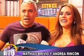 Mathías Brivio: Confirman fecha de estreno de Esto es Guerra versión EEUU