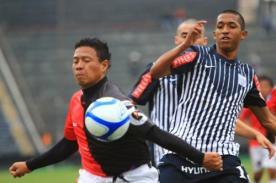 Resultado del partido: Alianza Lima vs Melgar (2-0) – Descentralizado 2013
