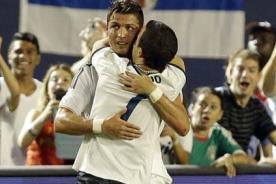 Video: Cristiano Ronaldo envió carta para defender a hincha que lo abrazó