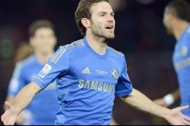 Video: Chelsea derrotó 2-0 al Arsenal por la Copa de Liga Inglesa