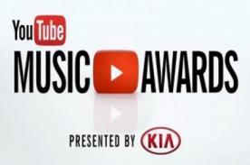 Premios YouTube: PSY lidera lista de nominaciones en los YouTube Music Awards