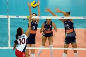 Vóley Perú 2013: Programación del Torneo Internacional Pre-Menores