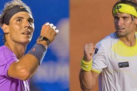 Nadal en Lima: David Ferrer derrotó al 'Chaval' en su último partido