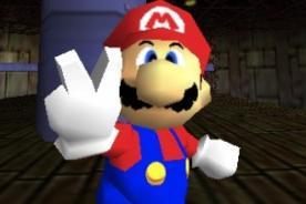 Jugar Super Mario 64 ayuda a desarrollar zonas del cerebro, según estudio