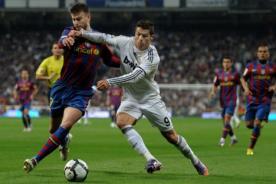 Gerard Piqué confesó su admiración por Cristiano Ronaldo