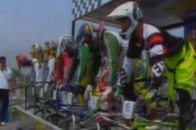 Video: Así se desarrolló la prueba de BMX en los Juegos Bolivarianos 2013