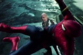 Sony Pictures estrena tráiler de 'El Sorprendente Hombre Araña 2' - Video