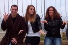 Periodista israelí parodia el video 'We Can't Stop' Miley Cyrus