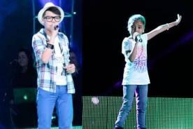 La Voz Kids: ¿Valeria Zapata o Sebastián Reategui? ¿Quién es mejor? - Video