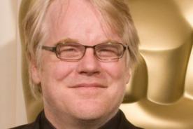 Artistas dedican tweets a Philip Seymour Hoffman